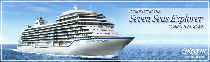 Find a Regent Seven Seas All Inclusive Luxury Cruise
