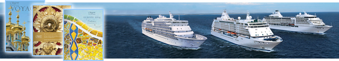 Regent Cruises Destinations